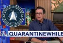 Quarantinewhile… The Space Force Tweet That Inspires And Confuses