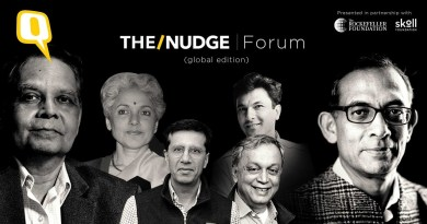 The/Nudge Forum (global edition) | The Quint