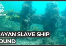 Archaeologists in Mexico find first Mayan slave ship