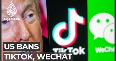 China slams US 'bullying', warns of action over TikTok, WeChat