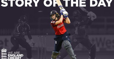 England Win Series After Superb Sciver Knock | England Women v West Indies 3rd Vitality IT20 2020