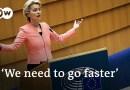 EU Chief Ursula von der Leyen delivers first 'State of the Union' speech | DW News