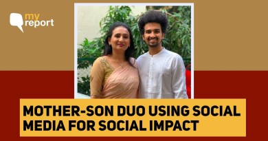 'Mom Makes, Son Feeds: How We Used Social Media for Social Impact' | The Quint