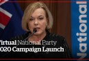 National launch virtual 2020 campaign