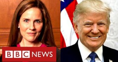 Trump nominates religious conservative Amy Coney Barrett to Supreme Court – BBC News