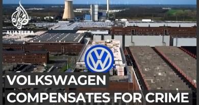Volkswagen pays millions over Brazil torture