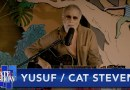 "Yusuf / Cat Stevens ""Wild World"""