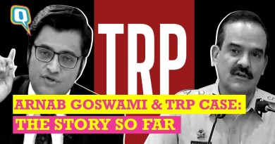 Arnab Goswami and TRP Case: All There Is to Know in 300 Seconds | The Quint