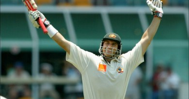 From the Vault: Hayden delights Gabba with Ashes-opening 197