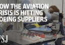How Boeing Suppliers Plan to Survive the Aviation Crisis   WSJ