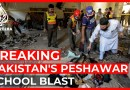 Several dead in blast at religious school in Pakistan's Peshawar
