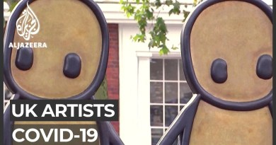 UK artists thrive despite COVID-19 pandemic