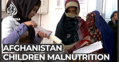 Afghanistan: Drop in funding hits efforts to fight child malnutrition