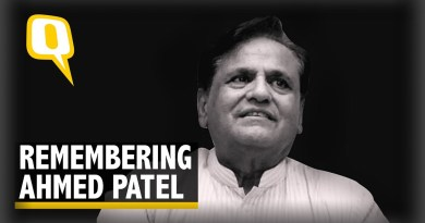 Ahmed Patel: A Confidant to Four Generations of Gandhis, Congress' Crisis Manager | The Quint