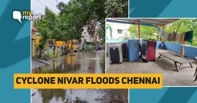 Cyclone Nivar: 'We moved to terrace as water flooded my home' | The Quint