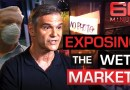 Exposing a wet market: could the next global pandemic start in these cages?   60 Minutes Australia