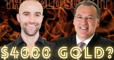 Frank Holmes at the 2020 Cambridge Gold Summit
