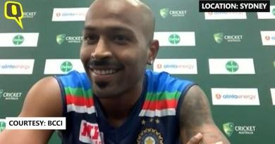 Hardik Pandya Speaks After India Lose 1st ODI to Australia in Sydney   The Quint