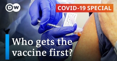 How should coronavirus vaccines be distributed? | COVID-19 Special