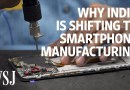 India Plots Smartphone Dominance Amid U.S.-China Trade War | WSJ