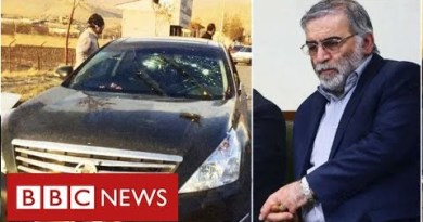 Iran threatens Israel with retaliation after murder of top nuclear scientist – BBC News