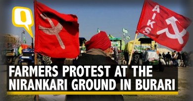 'It's Our Movement, We're Not Political Pawns': Protesting Farmers | The Quint