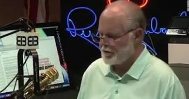 Limbaugh Caller On Brink Of Tears Says He'd Die For Trump