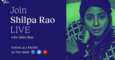 LIVE: Shilpa Rao on her featuring in Grammy nominated album 'Love Letters'. Tune in!