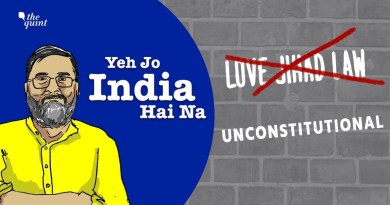 Love Jihad: UP Govt Vs The Constitution, Secular India Must Win | The Quint