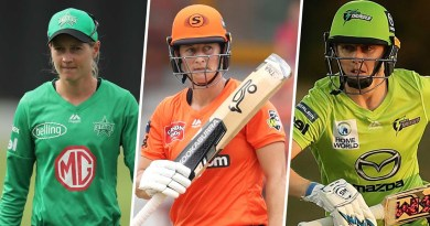 Official WBBL|06 Team of the Tournament revealed