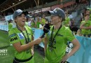 Party time with Phoebe! Inside the Thunder celebrations   Rebel WBBL 06