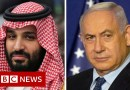 Saudi Arabia denies crown prince held 'secret meeting' with Israeli PM – BBC News