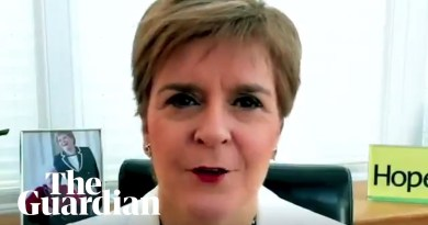 Scottish independence 'in clear sight', says Nicola Sturgeon