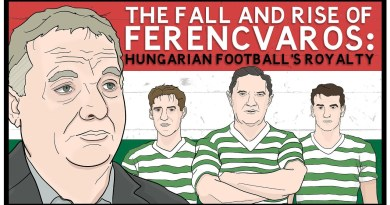 The fall and rise of Ferencvaros: Hungarian football's royalty
