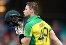 The moment Steve Smith brought up another record ton | Dettol ODI Series 2020