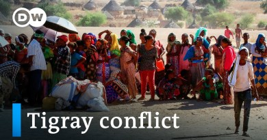 Tigray conflict: Ethiopia rejects 'interference' ahead of TPLF deadline   DW News