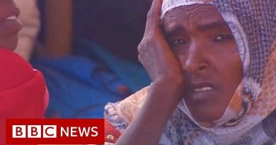 Tigray crisis: Thousands seek refuge on Sudan-Ethiopia border – BBC News