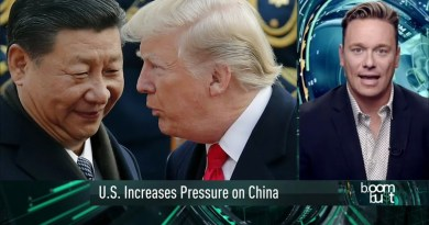 US Increases Pressure on China