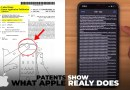 Why people aren't allowed to know this? [APPLE PATENTS]