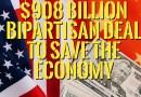 👉$908 Billion New Bipartisan Stimulus Deal — Inflation Tsunami will Slam America !!