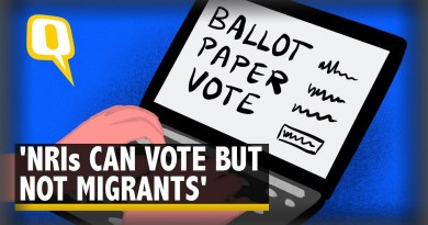 Analysis | EC Plans Postal Ballot for NRIs: What About Our Migrant Workers? | The Quint
