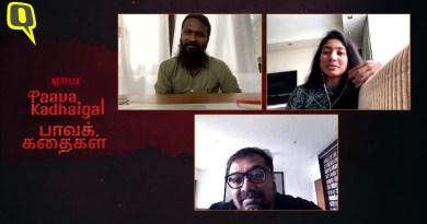 Anurag Kashyap Chat With Vetri Maaran and Sai Pallavi on Oor Iravu from Paava Kadhaigal | The Quint