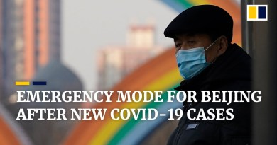 Beijing in emergency mode after five new coronavirus cases found in Chinese capital