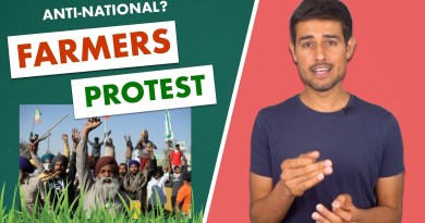 Farmers Protest in Delhi | Explained by Dhruv Rathee
