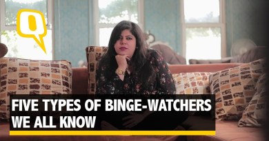 Five Types Of Binge-Watchers We All Know | The Quint