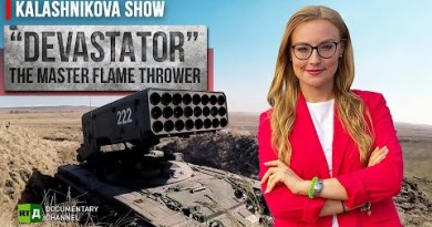 Here's why Russia's Tos-1A is called Blazing Sun | The Kalashnikova Show. Episode 15