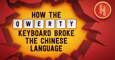 How the QWERTY Keyboard Broke the Chinese Language