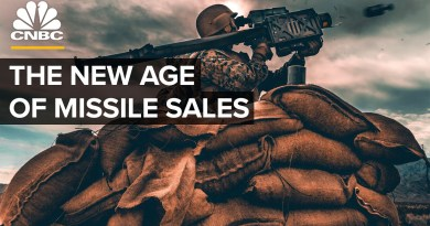 How The U.S. Defense Business Makes Billions Off Missile Sales