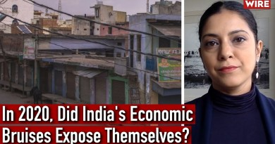 In 2020, Did India's Economic Bruises Expose Themselves?