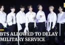 K-pop stars of boy band BTS allowed to postpone military service after South Korea passes new law